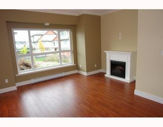 "Photo 3: 10 22386 SHARPE Avenue in Richmond: Hamilton RI Townhouse for sale in ""WESTMINSTER TERRACE"" : MLS®# V795677"