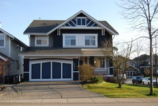 """Photo 1: 20474 67B Avenue in Langley: Willoughby Heights House for sale in """"Tanglewood"""" : MLS®# R2560481"""