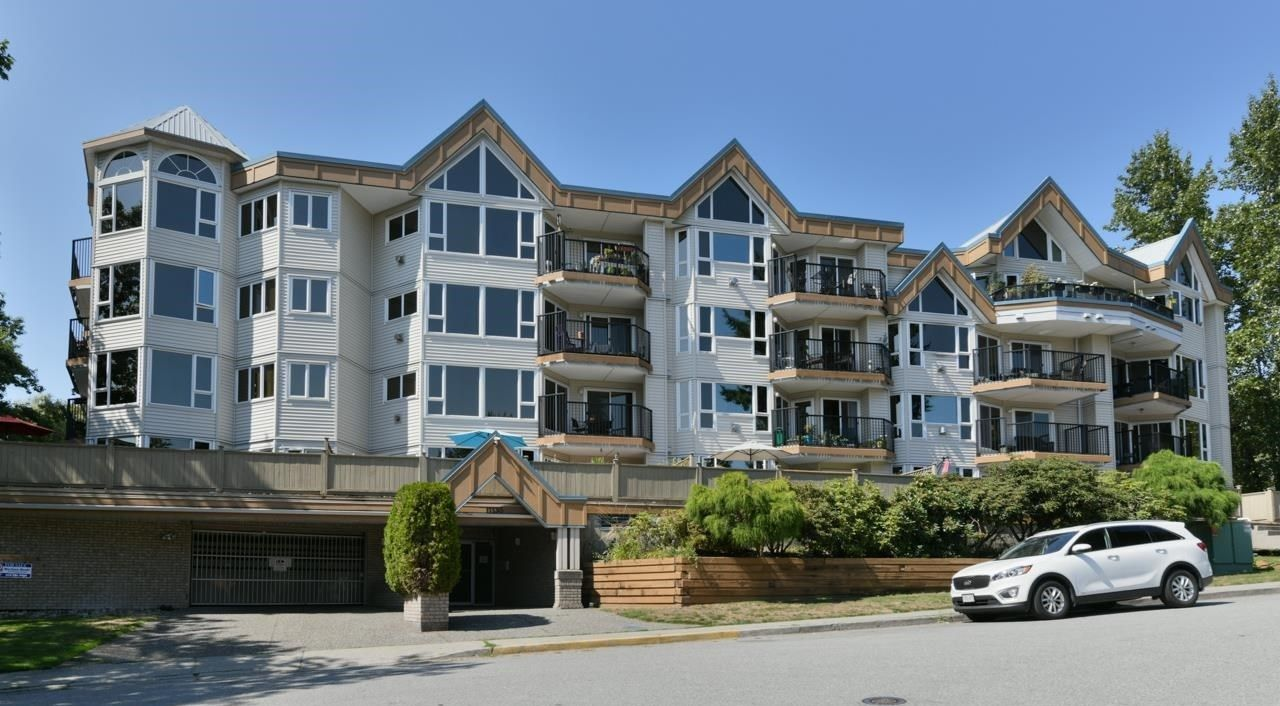 """Main Photo: 211 11595 FRASER Street in Maple Ridge: East Central Condo for sale in """"BRICKWOOD"""" : MLS®# R2612246"""