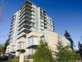 """Photo 1: 1106 9188 UNIVERSITY Crescent in Burnaby: Simon Fraser Univer. Condo for sale in """"Altaire By Polygon"""" (Burnaby North)  : MLS®# R2196191"""