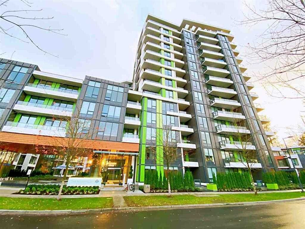Main Photo: 802 3533 ROSS Drive in Vancouver: University VW Condo for sale (Vancouver West)  : MLS®# R2588397