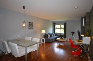 Photo 1: 206 675 PARK CRESCENT in New Westminster: GlenBrooke North Condo for sale : MLS®# R2059305