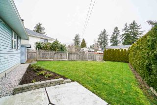 Photo 34: 1942 155 Street in Surrey: King George Corridor House for sale (South Surrey White Rock)  : MLS®# R2552291