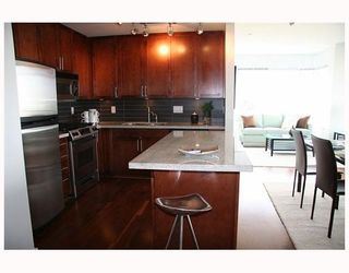 """Photo 4: 802 2055 YUKON Street in Vancouver: Mount Pleasant VW Condo for sale in """"MONTREUX"""" (Vancouver West)  : MLS®# V731923"""