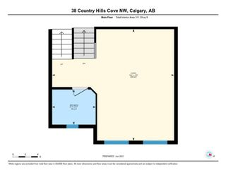 Photo 39: 38 Country Hills Cove NW in Calgary: Country Hills Row/Townhouse for sale : MLS®# A1116176