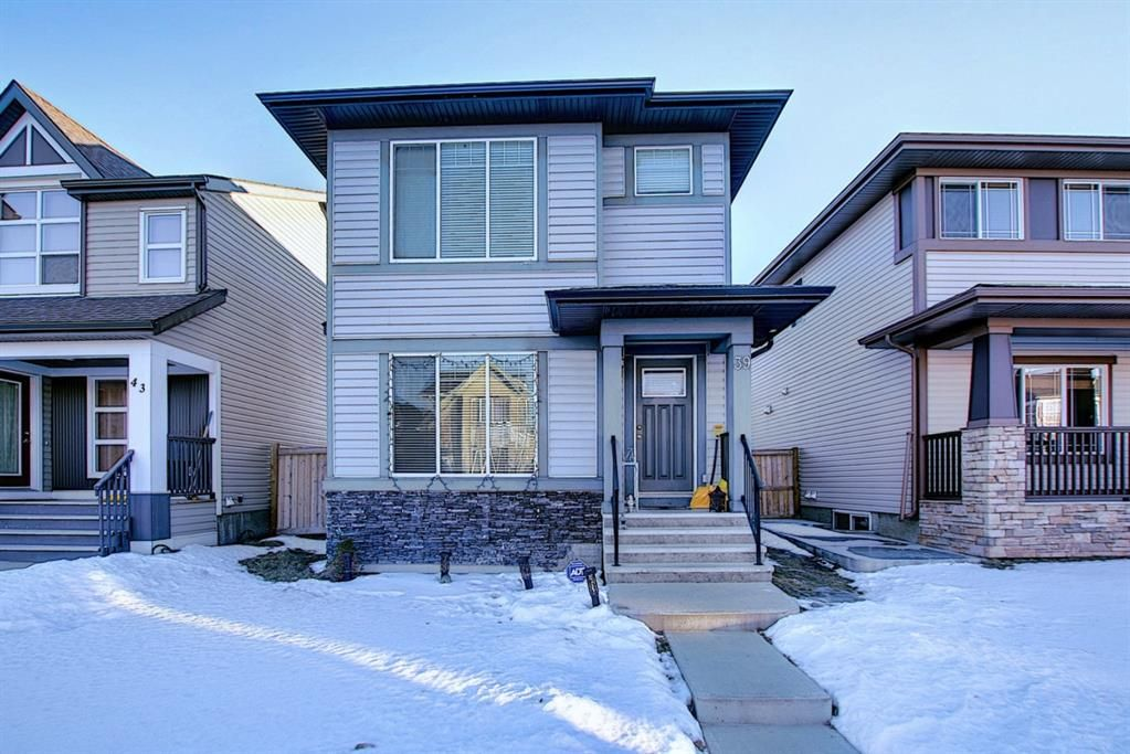 Main Photo: 39 WALDEN Road SE in Calgary: Walden Detached for sale : MLS®# A1062260