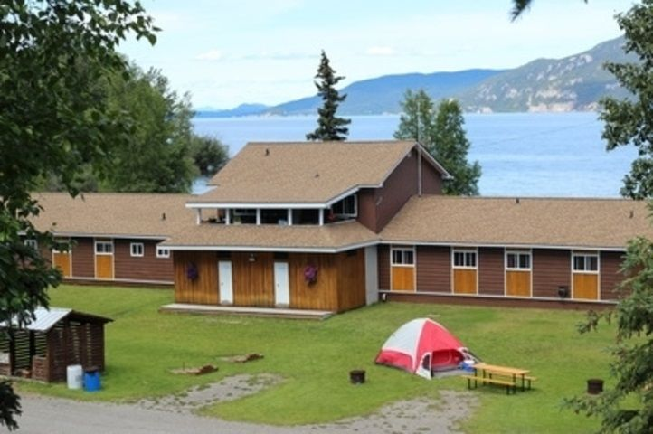 Main Photo: 4755 PITKA BAY Road in Fort St. James: Fort St. James - Rural Business with Property for sale (Fort St. James (Zone 57))  : MLS®# C8035881