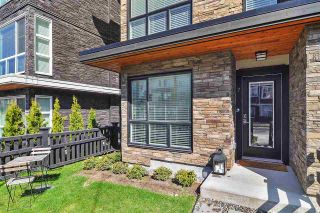 "Photo 2: 7 20857 77A Avenue in Langley: Willoughby Heights Townhouse for sale in ""WEXLEY"" : MLS®# R2367203"