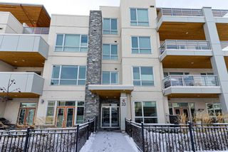 Photo 38: 305 33 Burma Star Road SW in Calgary: Currie Barracks Apartment for sale : MLS®# A1067478
