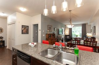 """Photo 7: #113 17712 57A Avenue in Surrey: Cloverdale BC Condo for sale in """"West on the Village Walk"""" (Cloverdale)  : MLS®# R2439030"""