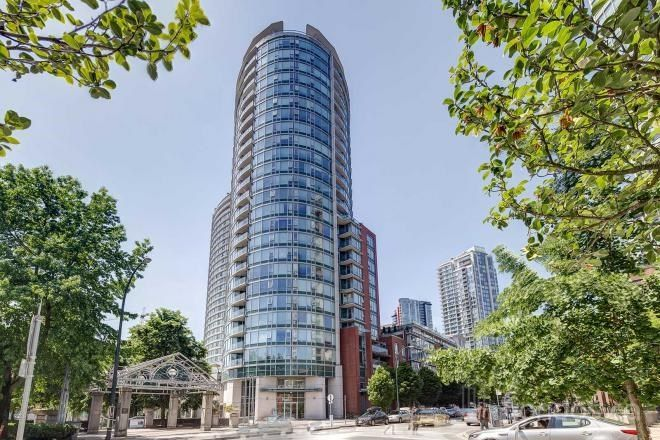 Main Photo: 2703 58 KEEFER PLACE in Vancouver: Downtown VW Condo for sale (Vancouver West)  : MLS®# R2223742