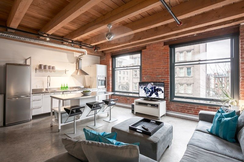 Main Photo: 312 55 E CORDOVA STREET in : Downtown VE Condo for sale : MLS®# R2043859