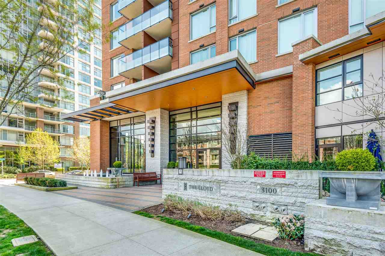 "Main Photo: 2005 3100 WINDSOR Gate in Coquitlam: New Horizons Condo for sale in ""Lloyd by Polygon Windsor Gate"" : MLS®# R2571936"