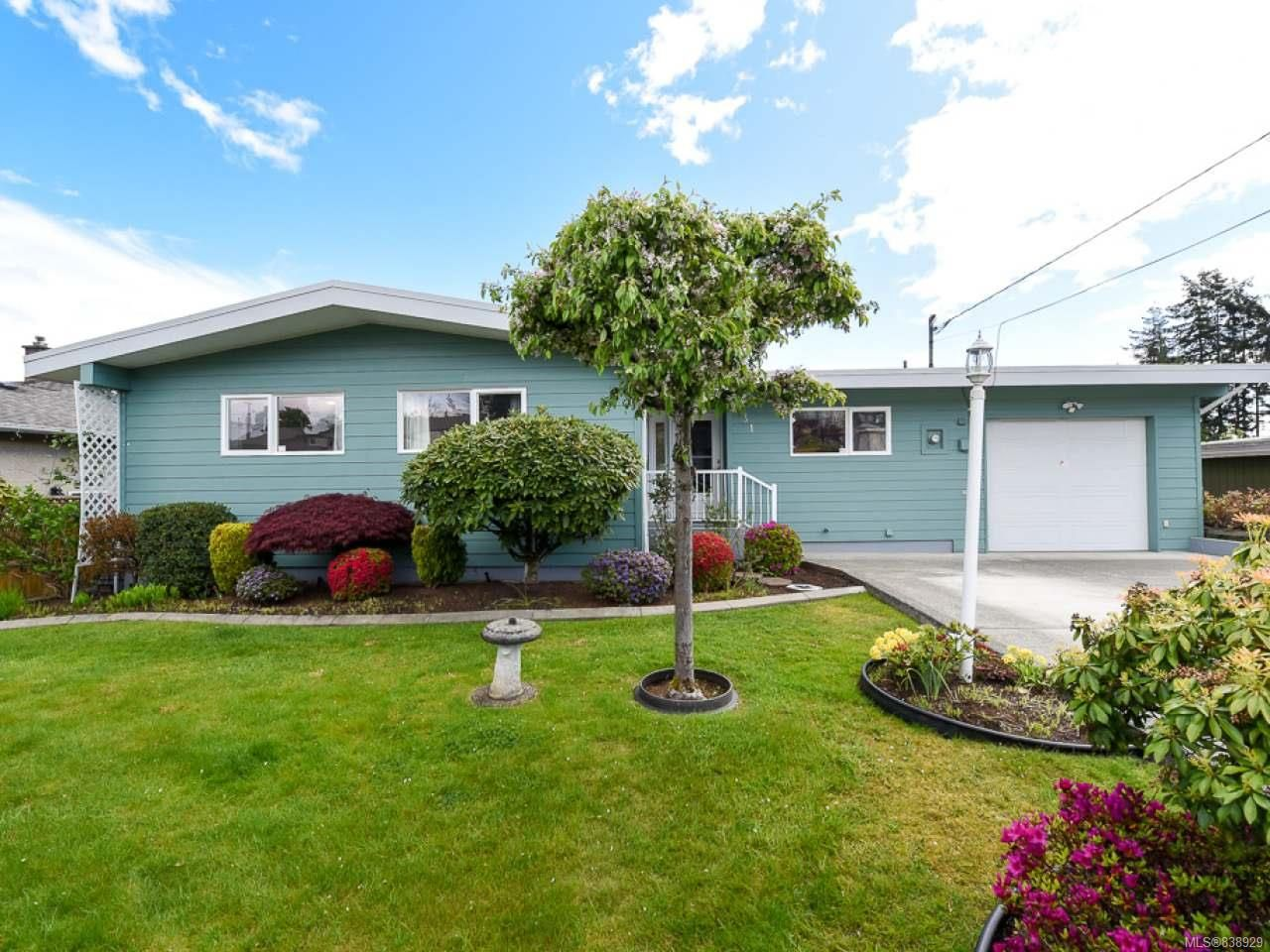 Main Photo: 331 McCarthy St in CAMPBELL RIVER: CR Campbell River Central House for sale (Campbell River)  : MLS®# 838929