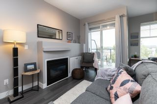 """Photo 16: 418 20200 56 Avenue in Langley: Langley City Condo for sale in """"The Bentley"""" : MLS®# R2612612"""