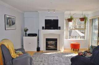 """Photo 2: 316 214 ELEVENTH Street in New Westminster: Uptown NW Condo for sale in """"Discovery Beach"""" : MLS®# R2548375"""