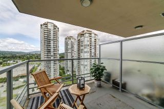 """Photo 20: 2102 1155 THE HIGH Street in Coquitlam: North Coquitlam Condo for sale in """"M1 by Cressey"""" : MLS®# R2474151"""