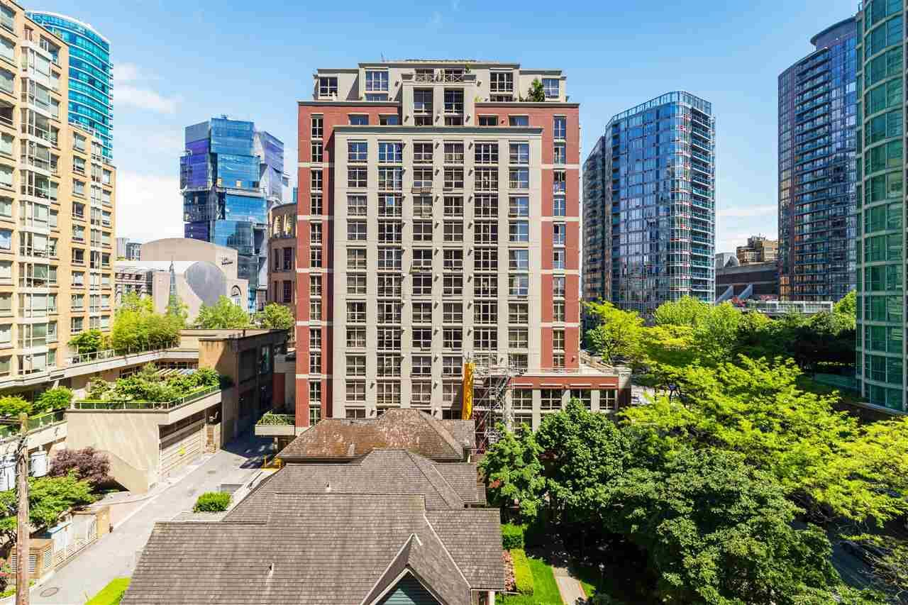"""Photo 14: Photos: 901 867 HAMILTON Street in Vancouver: Downtown VW Condo for sale in """"Jardine's Lookout"""" (Vancouver West)  : MLS®# R2588000"""