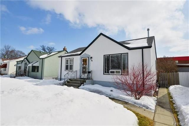 FEATURED LISTING: 36 Glenlawn Avenue Winnipeg