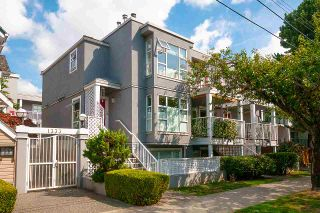 Photo 14: 205 1333 W 7TH AVENUE in Vancouver: Fairview VW Condo for sale (Vancouver West)  : MLS®# R2398312
