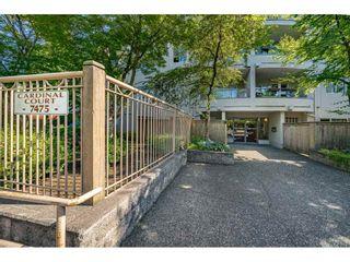 Photo 2: 101 7475 138 Street in Surrey: East Newton Condo for sale : MLS®# R2476362