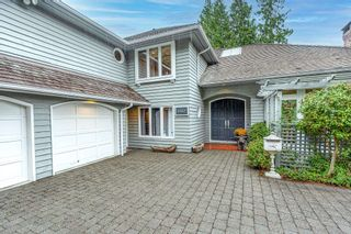 """Photo 3: 4941 WATER Lane in West Vancouver: Olde Caulfeild House for sale in """"Olde Caulfield"""" : MLS®# R2615012"""