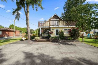 Photo 1: 23235 DEWDNEY TRUNK Road in Maple Ridge: East Central House for sale : MLS®# R2510290