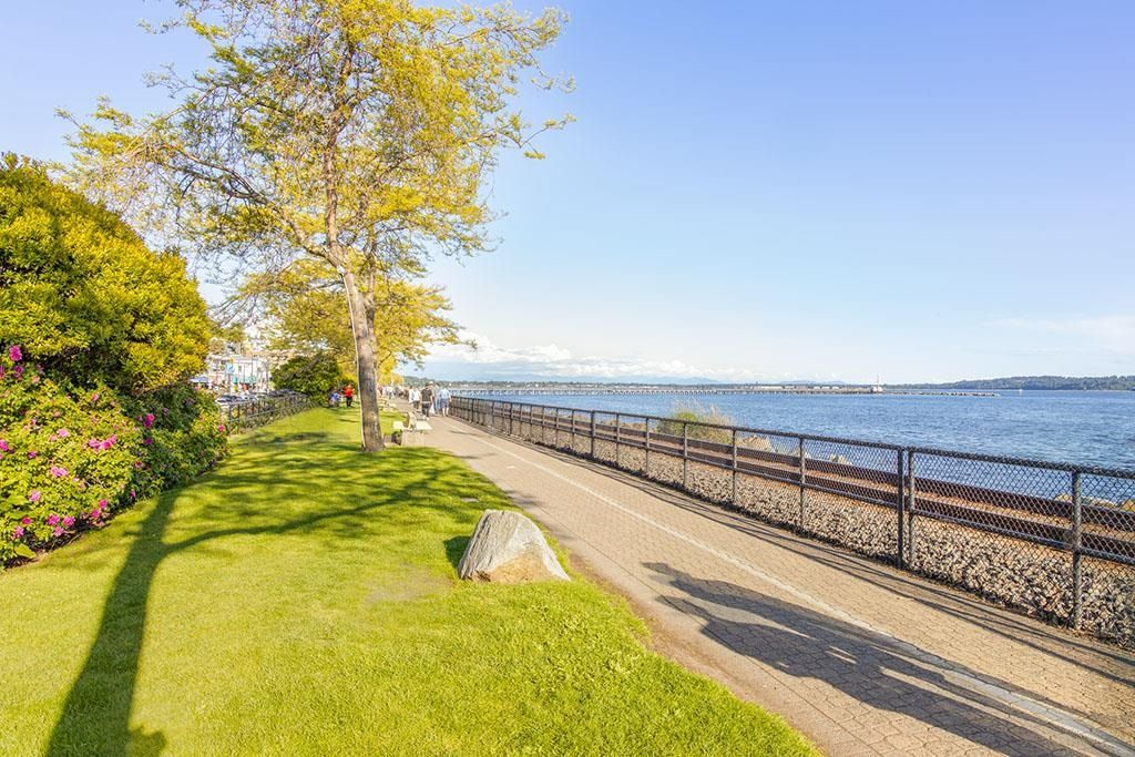 """Photo 20: Photos: 111 14881 MARINE Drive: White Rock Condo for sale in """"DRIFTWOOD ARMS"""" (South Surrey White Rock)  : MLS®# R2595780"""