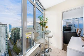 Photo 5: 2701 1188 W PENDER Street in Vancouver: Coal Harbour Condo for sale (Vancouver West)  : MLS®# R2623077