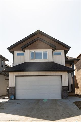 Photo 1: 310 Burgess Crescent in Saskatoon: Rosewood Residential for sale : MLS®# SK856869