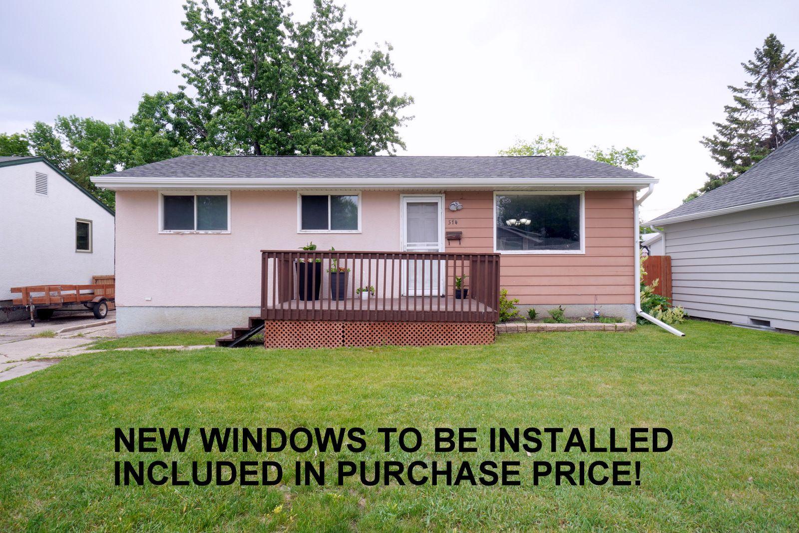 Main Photo: 514 6th Street NE in Portage la Prairie: House for sale : MLS®# 202114071