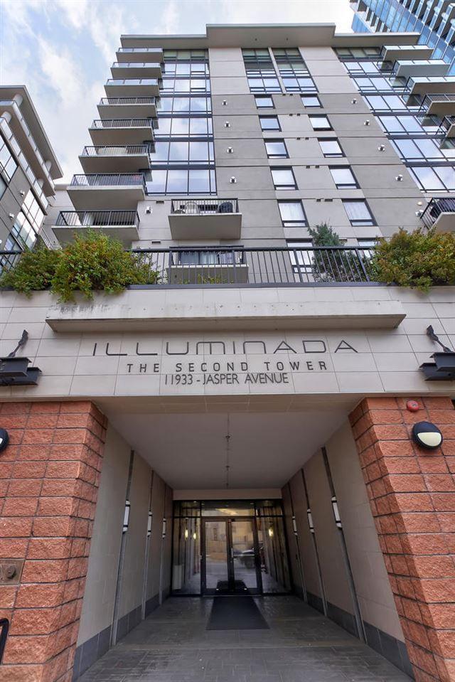 Main Photo: 903 11933 Jasper Avenue in Edmonton: Zone 12 Condo for sale : MLS®# E4228914