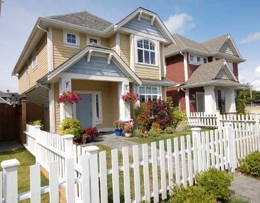 Main Photo: 12273 EWEN Avenue in Richmond: Steveston South House for sale : MLS®# V730788