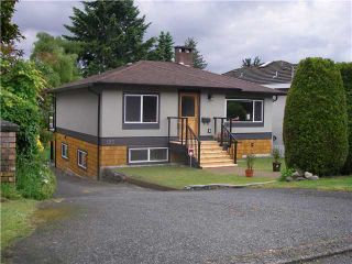 Photo 1: 125 W KINGS Road in North Vancouver: Upper Lonsdale House for sale : MLS®# V992772