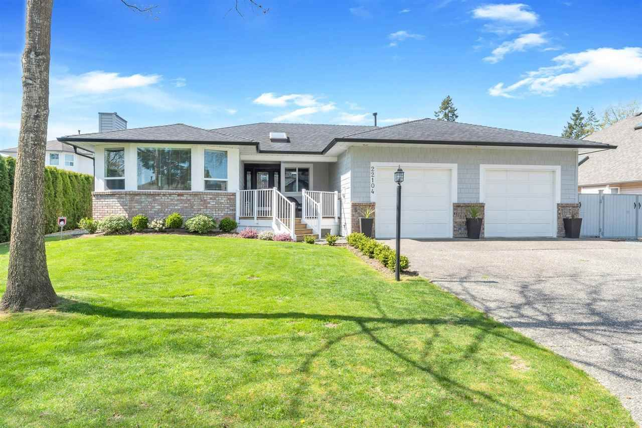 Main Photo: 22104 46 Avenue in Langley: Murrayville House for sale : MLS®# R2579530