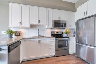 """Photo 3: 307 2242 WHATCOM Road in Abbotsford: Abbotsford East Condo for sale in """"Waterleaf"""" : MLS®# R2591290"""