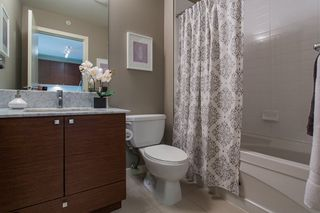 """Photo 9: 405 101 MORRISSEY Road in Port Moody: Port Moody Centre Condo for sale in """"LIBRA B/SUTTERBROOK VILLAGE"""" : MLS®# R2101263"""