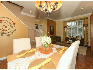 """Photo 6: 2 3009 156TH Street in Surrey: Grandview Surrey Townhouse for sale in """"KALLISTO"""" (South Surrey White Rock)  : MLS®# F1327261"""