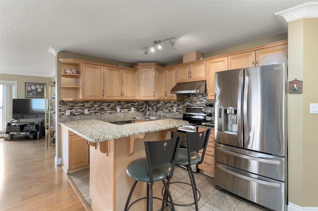 Main Photo: 325 2436 GUARDIAN Road in Edmonton: Zone 58 Condo for sale : MLS®# E4242952