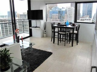 """Photo 3: 2403 838 W HASTINGS Street in Vancouver: Downtown VW Condo for sale in """"JAMESON HOUSE"""" (Vancouver West)  : MLS®# V984902"""