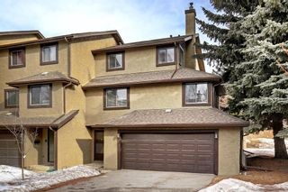 Photo 32: 14 Glamis Gardens SW in Calgary: Glamorgan Row/Townhouse for sale : MLS®# A1076786