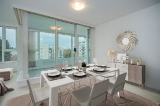 """Photo 6: 803 5425 YEW Street in Vancouver: Kerrisdale Condo for sale in """"THE BELMONT"""" (Vancouver West)  : MLS®# R2563051"""