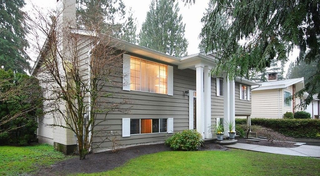 """Main Photo: 3728 OAKDALE Street in Port Coquitlam: Lincoln Park PQ House for sale in """"LINCOLN PARK"""" : MLS®# R2028171"""