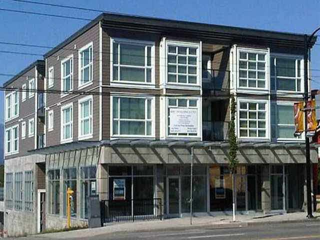Main Photo: 202 2009 E HASTINGS STREET in : Hastings Condo for sale : MLS®# V891269