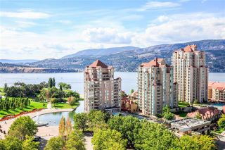 Photo 6: #1406 1191 Sunset Drive, in Kelowna: Condo for sale : MLS®# 10240119