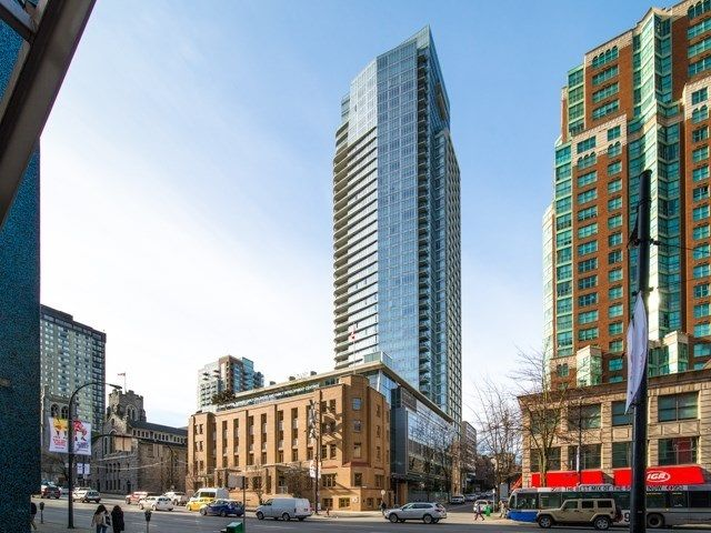 """Main Photo: 2406 1028 BARCLAY Street in Vancouver: West End VW Condo for sale in """"PATINA"""" (Vancouver West)  : MLS®# R2538595"""