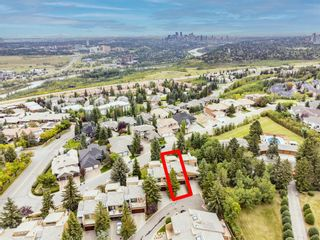 Photo 36: 8 1220 Prominence Way SW in Calgary: Patterson Row/Townhouse for sale : MLS®# A1143314