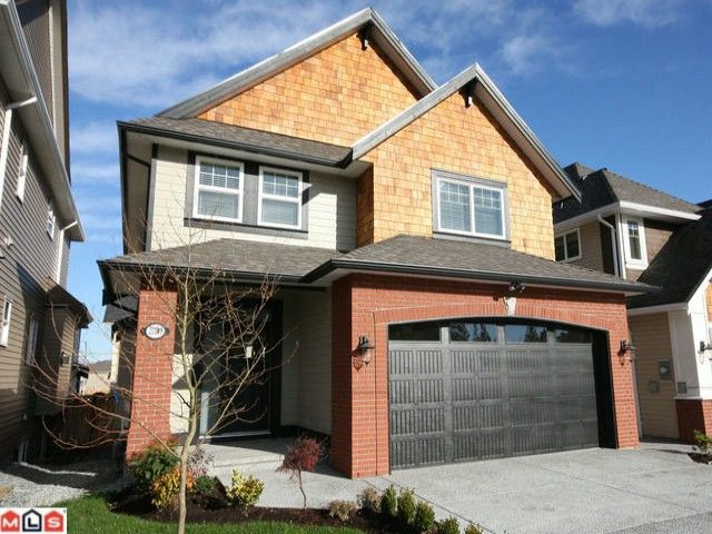 Main Photo: 21147 77a Ave in Langley: Willoughby Heights House for sale : MLS®# F1207760