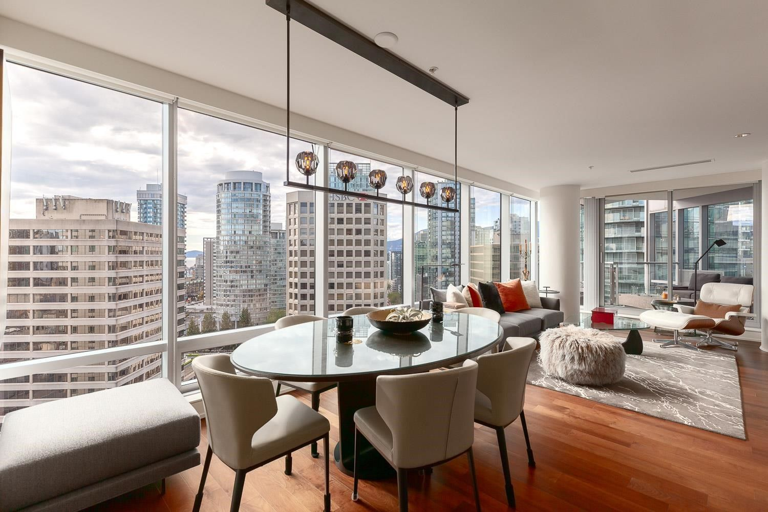 """Main Photo: 1902 1111 ALBERNI Street in Vancouver: West End VW Condo for sale in """"Shangri-La Live/Work"""" (Vancouver West)  : MLS®# R2605560"""