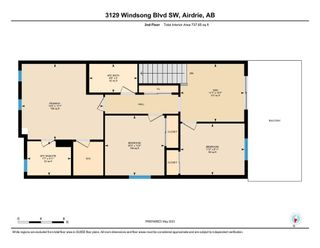 Photo 35: 3129 Windsong Boulevard SW: Airdrie Semi Detached for sale : MLS®# A1104834